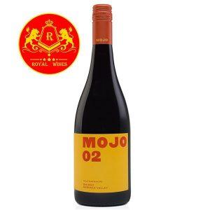 Rượu Vang Mojo 02 Shiraz