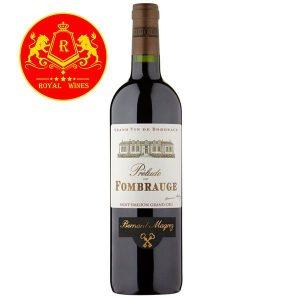 Rượu Vang Prelude De Fombrauge