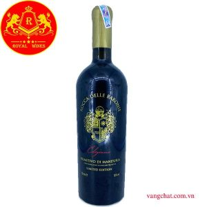 Ruou Vang Rocca Delle Baronie Limited Edition