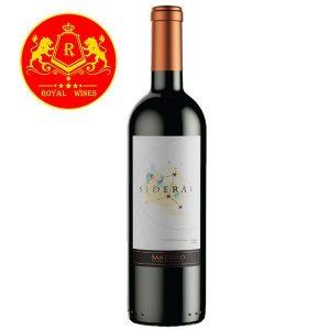 Rượu Vang Sideral San Pedro