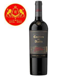 Rượu Vang Casillero Del Diablo Devils Collection