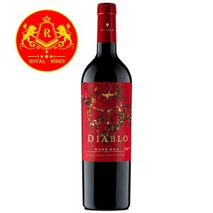 Rượu Vang Diablo Dark Red 666