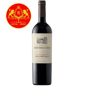 Rượu Vang Don Melchor Cabernet Sauvignon