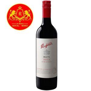 Rượu Vang Penfolds Maxs Shiraz