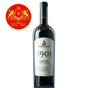 Rượu Vang Wine Standard 1901 Cabernet Sauvignon 1