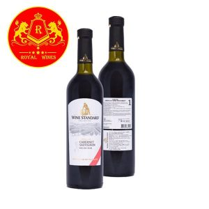 Rượu Vang Wine Standard Cabernet Sauvignon