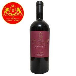 Rượu Vang Attanasio Colleione Oro Primitivo