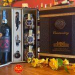 Hộp Quà Tết Rượu Vang Tết Tân Sửu 2021 Rw04 2