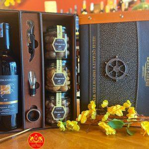 Hộp Quà Tặng Rượu Vang Tết Tân Sửu 2021 Rw05 2