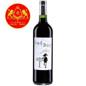 Rượu Vang Bad Boy Thunevin Bordeaux