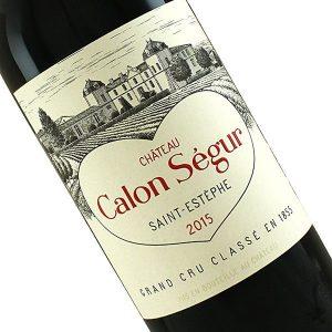 Rượu Vang Chateau Calon Segur Saint Estephe 1