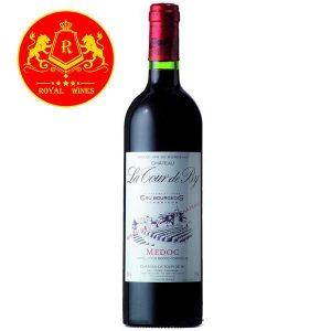 Rượu Vang Chateau La Tour De By Cru Bourgeois Medoc