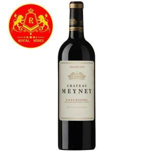 Rượu Vang Chateau Meyney Saint Estephe