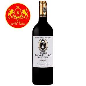 Rượu Vang Chateau Noaillac Cru Bourgeois Medoc