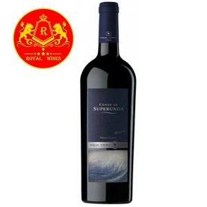 Rượu Vang Conde De Superunda Migeul Torres