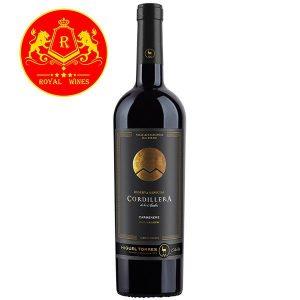 Rượu Vang Cordillera Cabernet Sauvignon Reserva Especial