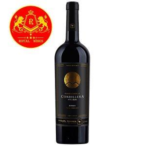 Rượu Vang Cordillera Reserva Especial Syrah