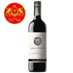 Rượu Vang Hemisferio Cabernet Sauvignon