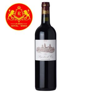 Rượu Vang Les Pagodes De Cos Saint Estephe