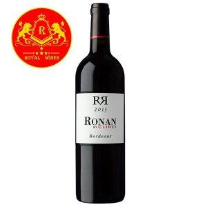 Rượu Vang Ronan By Clinet Bordeaux