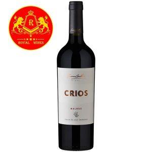 Rượu Vang Susana Balbo Crios Malbec