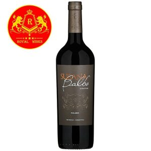 Rượu Vang Susana Balbo Signature Malbec