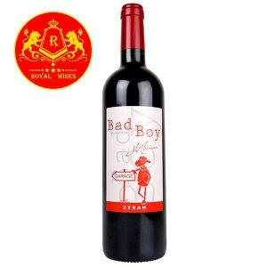 Rượu Vang Thunevin Bad Boy Syrah