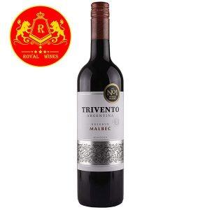 Rượu Vang Trivento Reserve Malbec