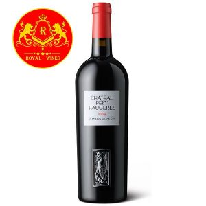 Rượu Vang Chateau Peby Faugeres