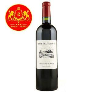 Rượu Vang Chateau Tertre Roteboeuf