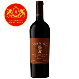 Rượu Vang Clos Du Val Estate Cabernet Sauvignon