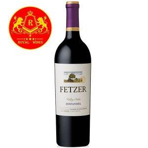 Rượu Vang Fetzer Zinfandel Valley Oaks