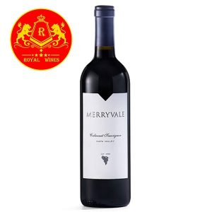 Rượu Vang Merryvale Cabernet Sauvignon Napa Valley