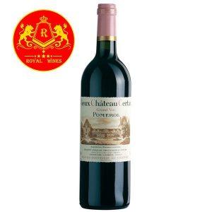 Rượu Vang Vieux Chateau Certan Pomerol