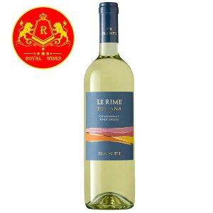 Rượu Vang Banfi Le Rime
