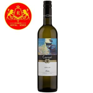 Rượu Vang Canapi Grillo