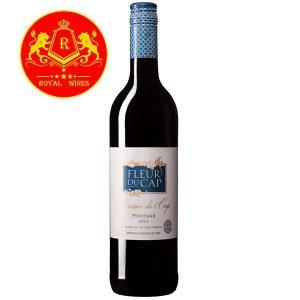 Rượu Vang Fleur Du Cap Pinotage