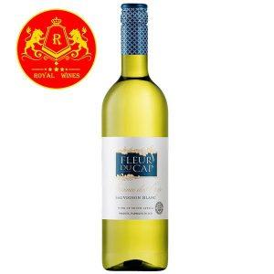 Rượu Vang Fleur Du Cap Sauvignon Blanc