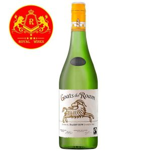Rượu Vang Goats Do Roam White