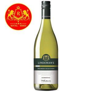 Rượu Vang Lindemans Premier Selection Chardonnay