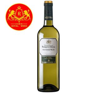 Rượu Vang Marques De Riscal Sauvignon Blanc Rueda