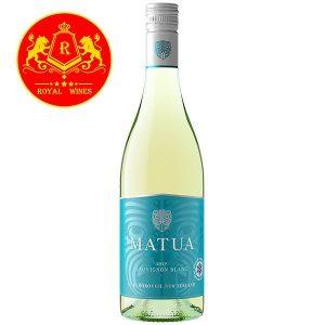 Rượu Vang Matua Sauvignon Blanc Marlborough