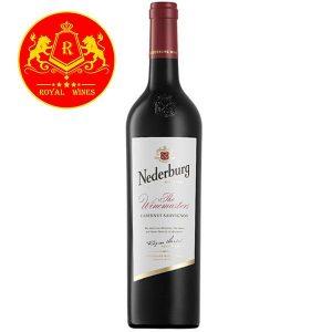 Rượu Vang Nederburg The Winemaster Cabernet Sauvignon