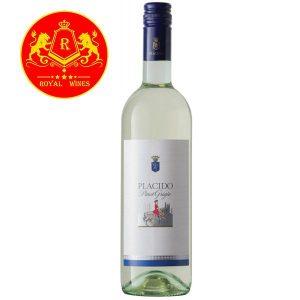 Rượu Vang Placido Pinot Grigio Banfi
