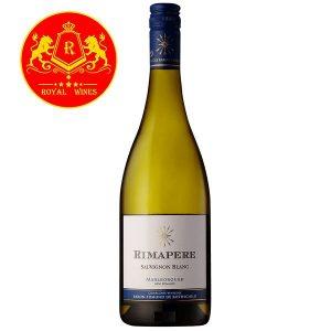 Rượu Vang Rimapere Sauvignon Blanc