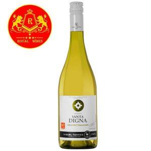 Rượu Vang Santa Digna Reserva Gewurztraminer