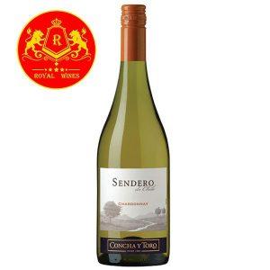 Rượu Vang Sendero Chardonnay Concha Y Toro