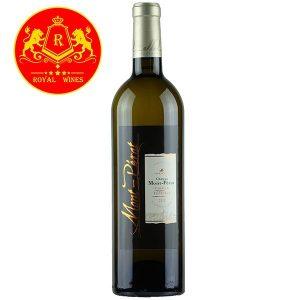 Rượu Vang Trang Chateau Mont Perat Bordeaux