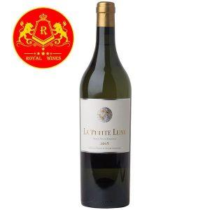 Rượu Vang Trang La Petite Lune Bordeaux