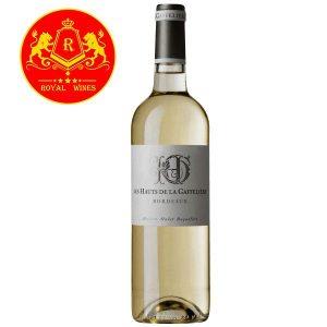 Rượu Vang Trang Les Hauts De La Gaffeliere